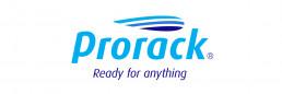 Prorack Brand Logo Design